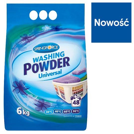 Springforce Universal Washing Powder 6 kg (48 Washes)