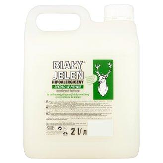 Biały Jeleń Hypoallergenic Liquid Soap 2 L