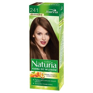 Joanna Naturia color Hair Dye Nut Brown 241