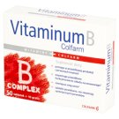 Colfarm Vitaminum B Complex Dietary Supplement 60 Tablets