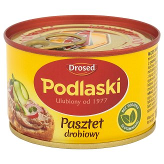 Drosed Podlaski Poultry Pate 155 g