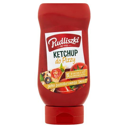 Pudliszki Pizza Tomato Ketchup 470 g