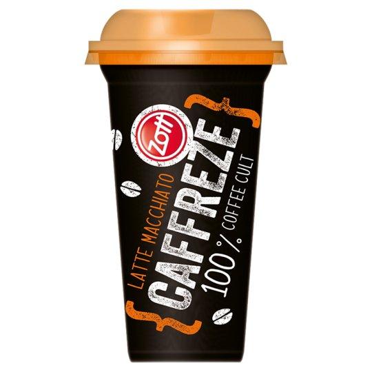 Zott Caffreze Late Macchiato Coffee Milk Drink 200 ml