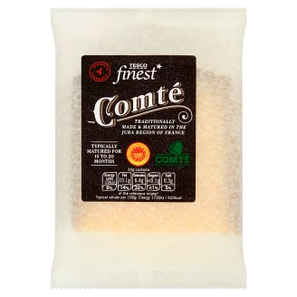 Tesco Finest Comté Full-Fat Strength Cheese 200 g