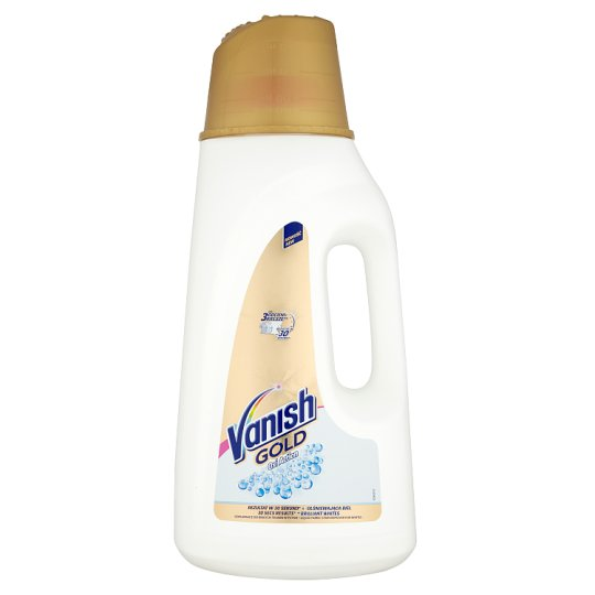 Vanish Gold Oxi Action Liquid Fabric Stain Remover for Whites 1800 ml