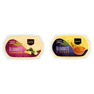 Perla Hummus różne smaki 180 g