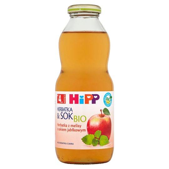 HiPP BIO Herbatka & Sok Bio z melisy z sokiem jabłkowym po 4. miesiącu 0,5 l
