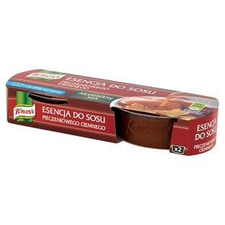 Knorr Esencja do sosu pieczeniowego ciemnego 56 g (2 sztuki)