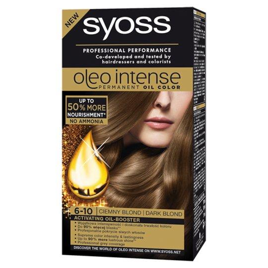Syoss Oleo Intense Hair Colorant Dark Blond 6-10