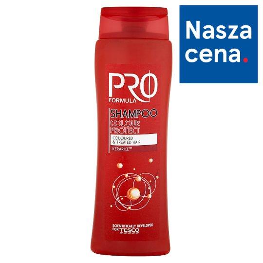 Tesco Pro Formula Colour Protect Shampoo 400 ml