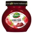 Łowicz Low Sugar Strawberry Extra Jam 240 g