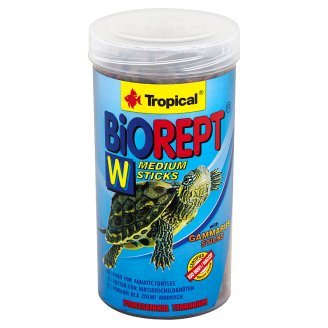 Tropical Biorept W Medium Sticks Food for Aquatic Turtles 75 g