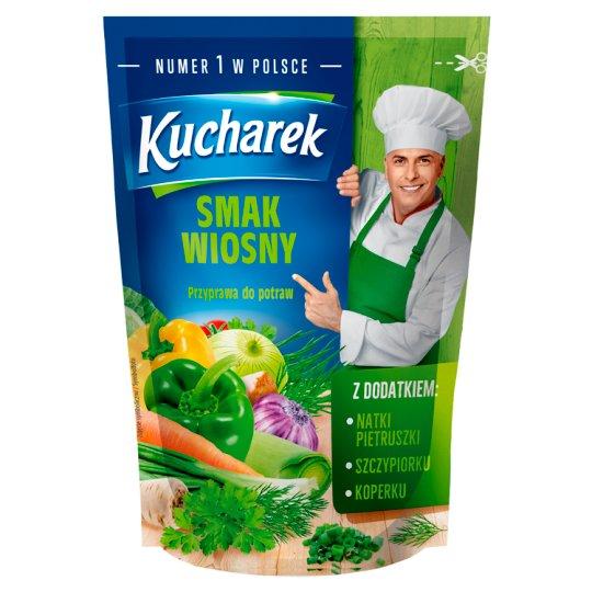 Kucharek Smak Wiosny Przyprawa do potraw 175 g