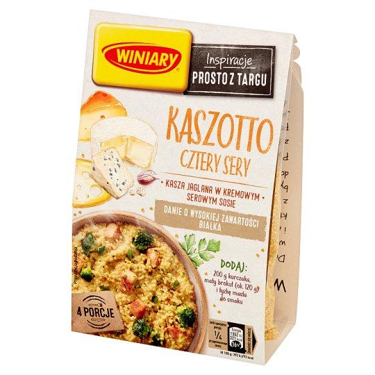 Winiary Four Cheese Kaszotto 239 g