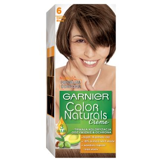 Garnier Color Naturals Creme 6 Dark Blonde Hair Dye