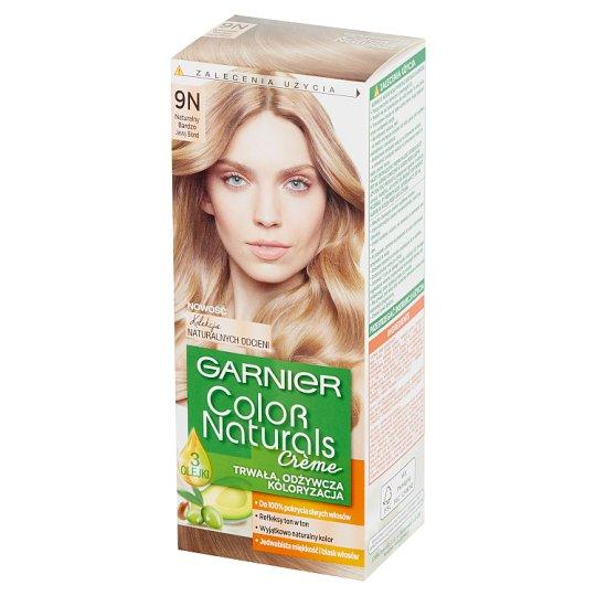 Garnier Color Naturals Creme Hair Colorant Natural Very Light Blonde 9N
