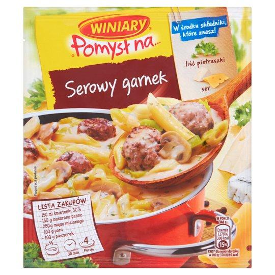 Winiary Pomysł na... Cheese Pot 34 g