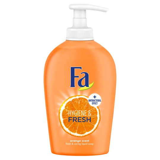 Fa Hygiene & Fresh Orange Liquid Soap 250 ml
