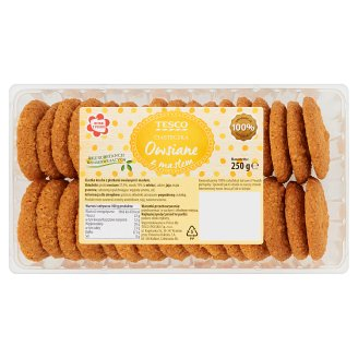 Tesco Oat with Butter Cookies 250 g