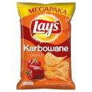 Lay's Karbowane Papryka Chipsy ziemniaczane 225 g