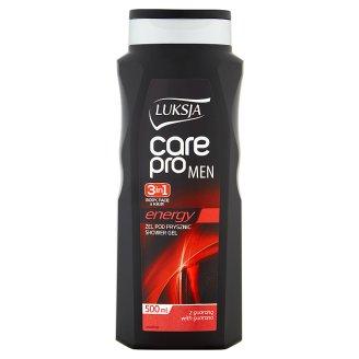 Luksja Care Pro Men Energy 2w1 Żel pod prysznic 500 ml