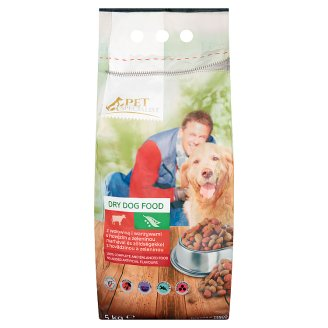 Tesco Pet Specialist Rings with Beef and Vegetables Dry Food for Adult Dogs 5 kg