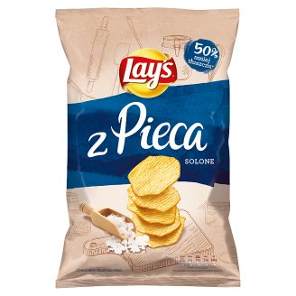 Lay's z Pieca Salted Baked Potato Crisps 130 g