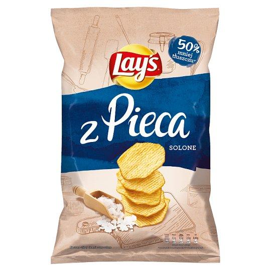 Lay's z Pieca Salted Baked Potato Crisps 130 g