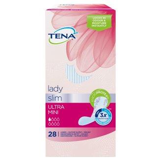 TENA Lady Ultra Mini Wkładki specjalistyczne 28 sztuk