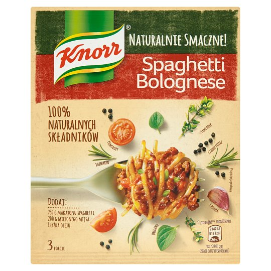 Knorr Spaghetti Bolognese 43 g