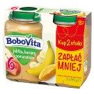 BoboVita Owoce Jabłka banany i pomarańcze po 6 miesiącu 2 x 190 g