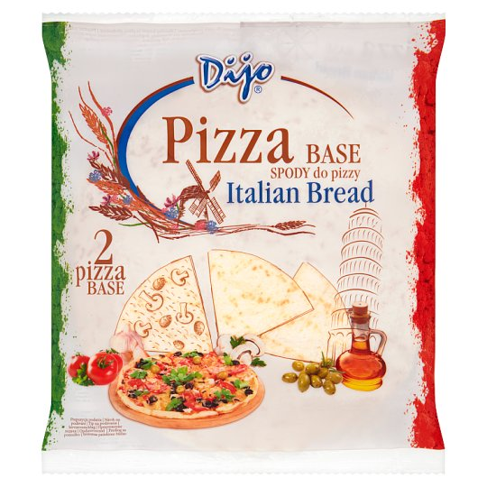 Dijo Italian Bread Spody do pizzy 230 g (2 sztuki)