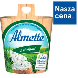 Almette with Herbs Fluffy Cottage Cheese 150 g