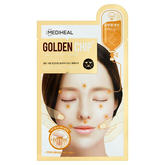 Mediheal GoldenChip Maska rozjaśniająca 25 ml