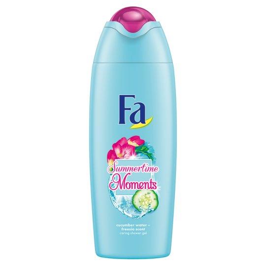 Fa Summertime Moments Kremowy żel pod prysznic 400 ml