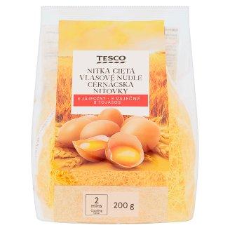 Tesco Cut Thread 8 Eggs Pasta 200 g