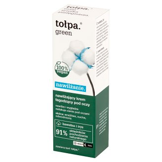 tołpa Green Moisturizing Soothing Eyes Cream 15 ml