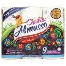 Almusso Cepelio Papier toaletowy 3 warstwowy 9 rolek
