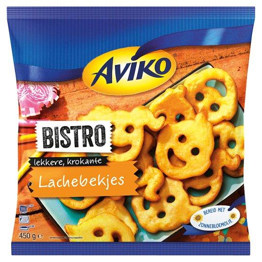 Aviko Bistro Children Potato Faces 450 g