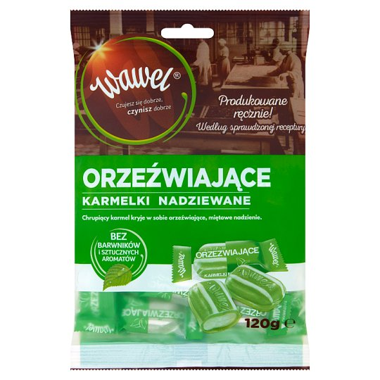 Wawel Refreshing Filled Candies 120 g