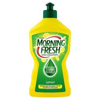 Morning Fresh Lemon Skoncentrowany płyn do mycia naczyń 450 ml
