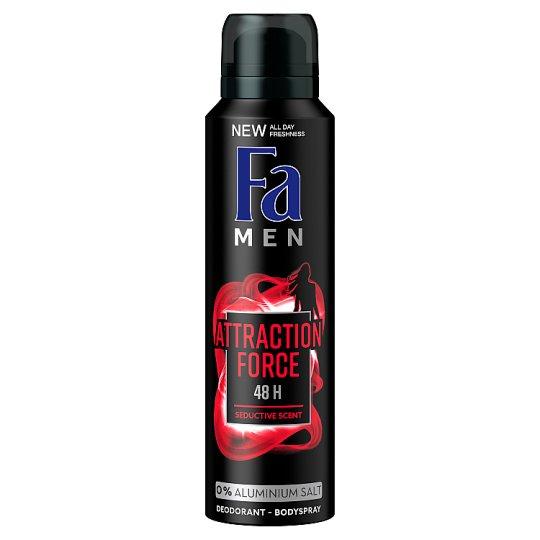 Fa Men Attraction Force Deo & Body Spray 150 ml