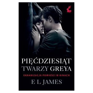 E. L. James Book Fifty Shades of Grey