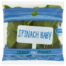 Tesco Spinach Baby 80 g