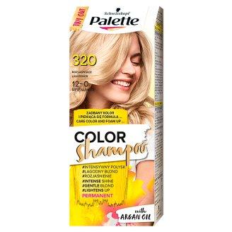 Palette Color Shampoo Szampon koloryzujący Rozjaśniacz 320