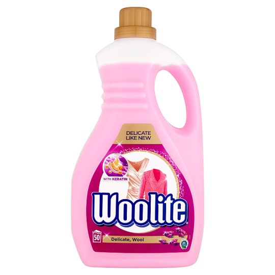 Woolite Delicate Wool with Keratin Washing Liquid 3 L (50 Washes)