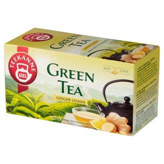 Teekanne Ginger-Lemon Green Tea 35 g (20 x 1.75 g)