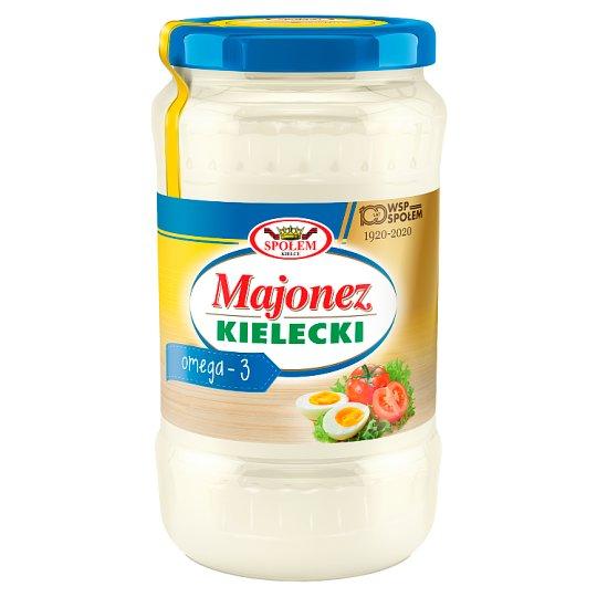Majonez Kielecki omega-3 310 g