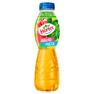 Hortex Apple and Garden Mint Drink 500 ml