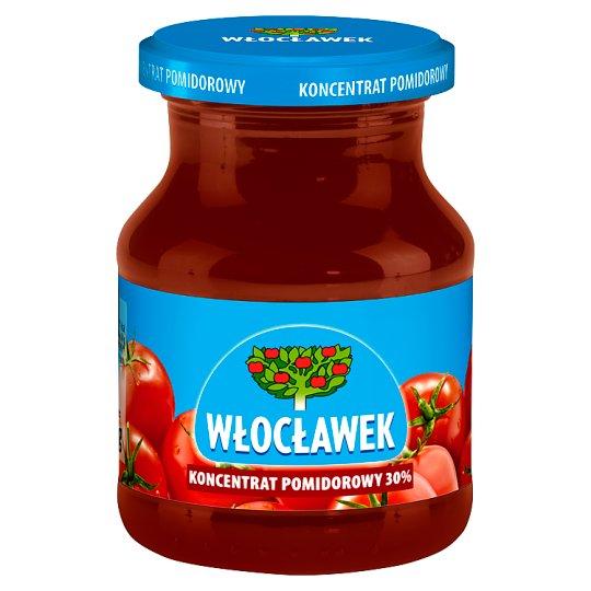 Włocławek Koncentrat pomidorowy 30% 190 g